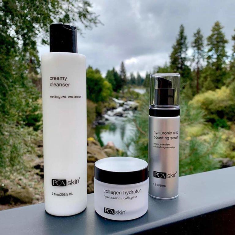 Regeneracja skóry po zimie, idealna skóra na wiosnę – PCA Skin®