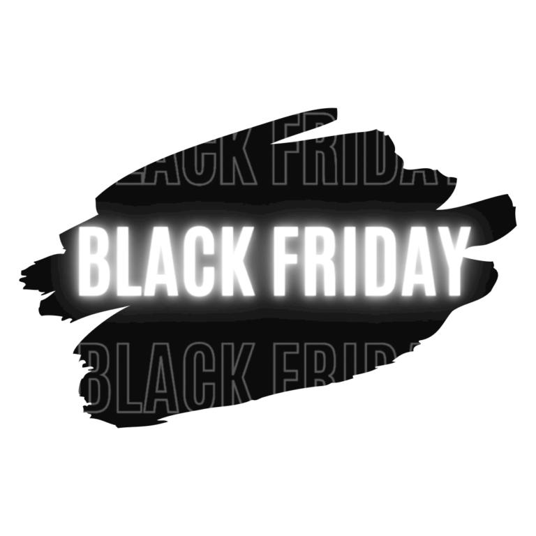 BLACK FRIDAY %%%