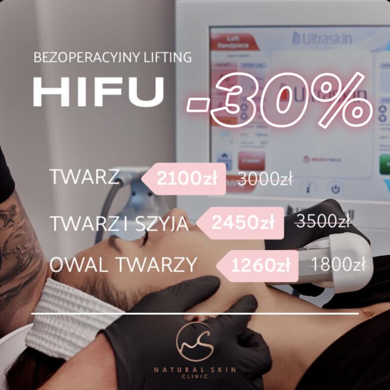 HIFU -30%